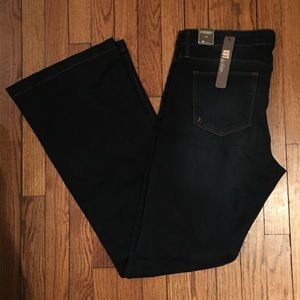 Kut from the Kloth Chrissy Flare Jeans BRAND NEW!
